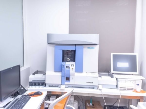 εξοπλισμός διαγνωστικού κέντρου